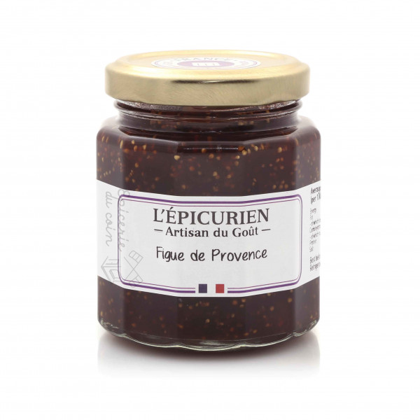 L'Épicurien Figue de Provence 210g