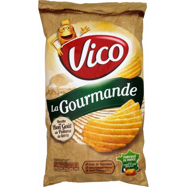 Vico Chips La Gourmande 120g