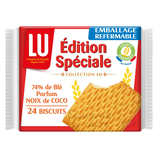 LU Biscuits Edition Spéciale 150g
