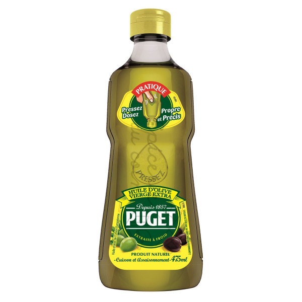 Puget Huile d'olive vierge extra 475ml